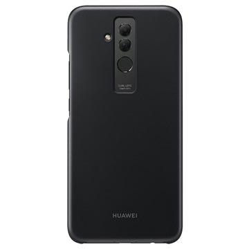 Huawei Mate 20 Lite Schutzhülle 51992651- Schwarz
