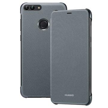 Huawei P Smart Flip Case 51992274 - Schwarz