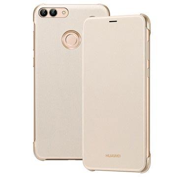 Huawei P Smart Flip Case 51992275 - Gold