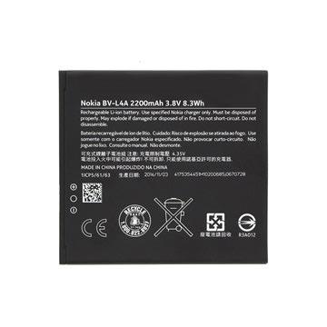 Nokia Lumia 830 Akku BV-L4A