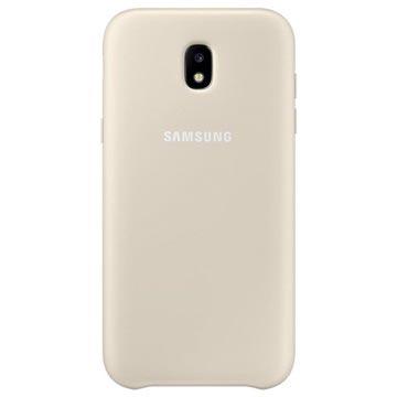 Samsung Galaxy J7 (2017) Dual Layer Cover EF-PJ730CFEGWW - Gold