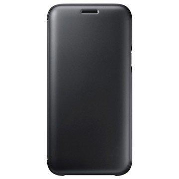 Samsung Galaxy J5 (2017) Wallet Cover EF-WJ530CB - Schwarz