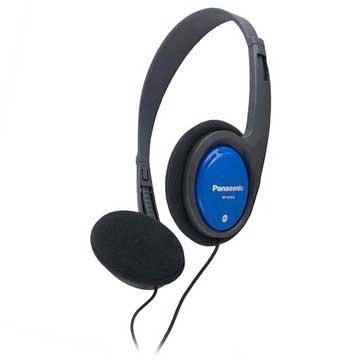 Panasonic RP-HT010 Kopfhörer - Blau