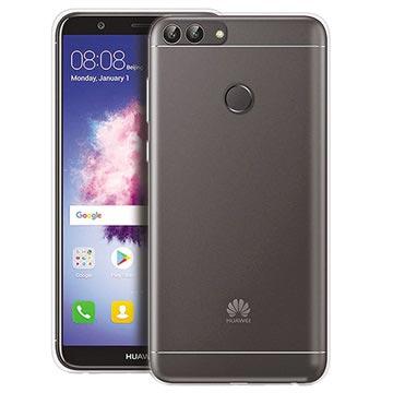 Huawei P Smart Puro 0.3 Nude Cover - Durchsichtig