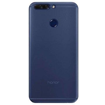 Huawei Honor 8 Pro Puro 0.3 Nude TPU Hülle - Durchsichtig