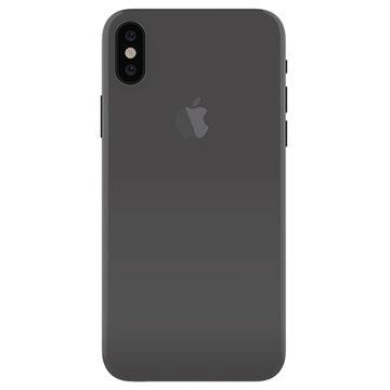 iPhone X / iPhone XS Puro 0.3 Ultra Slim TPU Hülle - Durchsichtig