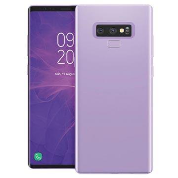 Puro 0.3 Nude Samsung Galaxy Note9 TPU Hülle - Durchsichtig
