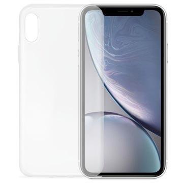 Puro 0.3 Nude iPhone XR TPU Hülle - Durchsichtig
