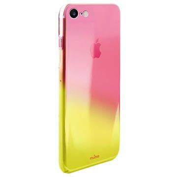 iPhone 7 / iPhone 8 Puro Hologram Handy Hülle - Orange
