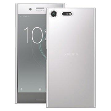Sony Xperia XZ Premium Puro 0.3 Ultra Slim Nude Hülle - Durchsichtig