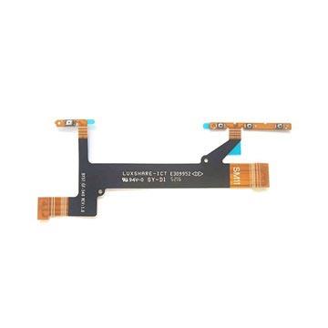 Sony Xperia XA1 Lautstärke / Ein-/Aus-Knopf Flex Kabel