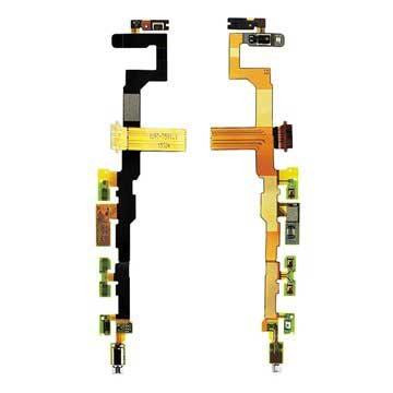 Sony Xperia Z5 Compact Seitentasten Flex Kabel