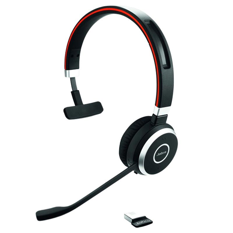 Jabra Evolve 65 Mono Headset
