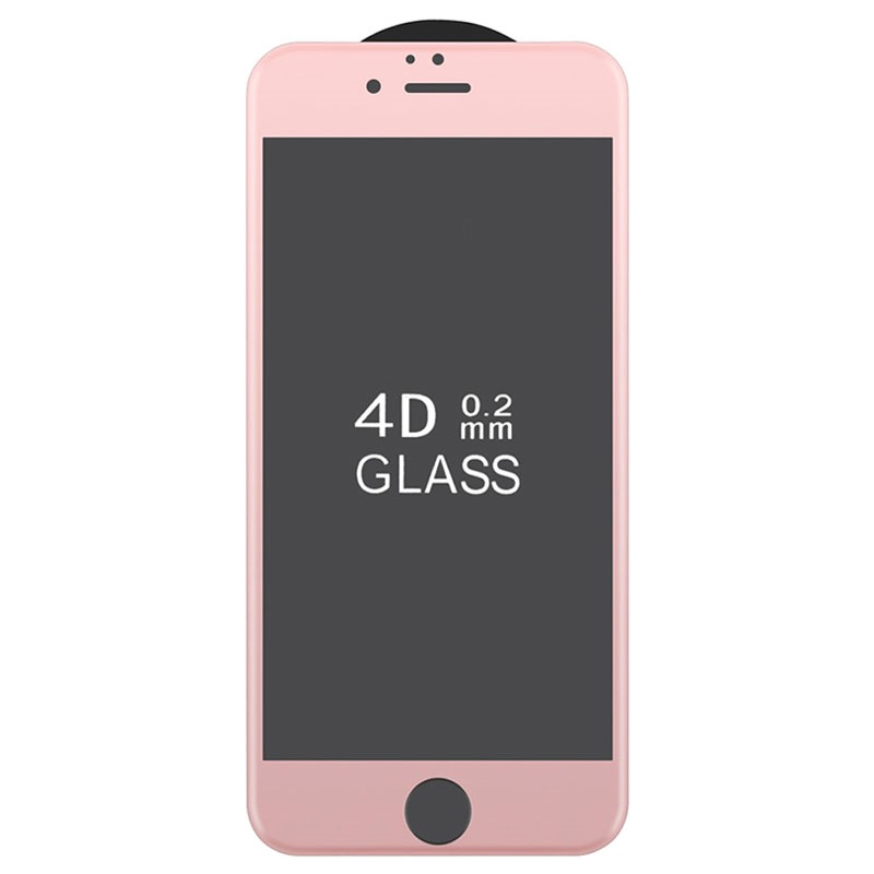 IPhone 6 Plus 6S 4D Full Size 022mm Panzerglas