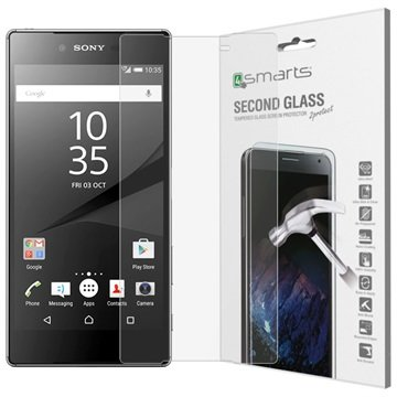 sony xperia z5 xperia z5 dual 4smarts second glass displayschutz. Black Bedroom Furniture Sets. Home Design Ideas