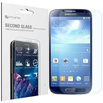 samsung galaxy s4 4smarts second glass displayschutz. Black Bedroom Furniture Sets. Home Design Ideas