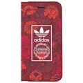 iPhone 7 / iPhone 8 Adidas Bohemian Bookcover - Rot