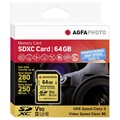 AgfaPhoto Professional High Speed SDXC Speicherkarte