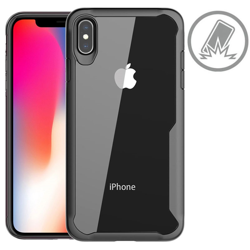 Anti-Shock iPhone XS Max Hybrid Hülle