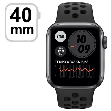 Apple Watch Nike Series 6 LTE M07E3FD/A - 40mm
