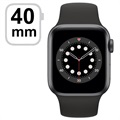 Apple Watch Series 6 GPS MG133FD/A - Aluminiumgehäuse, 40mm - Spacegrau