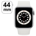 Apple Watch Series 6 LTE MG2C3FD/A - Aluminiumgehäuse, 44mm - Silber
