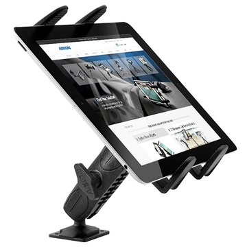 "Arkon TABRMAMPS Robust Series Grundplatte Tablet Halterung - 7""-18.4"""