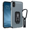 iPhone X / iPhone XS Armor-X CX-IPHX-GM Shockproof Rugged Hülle