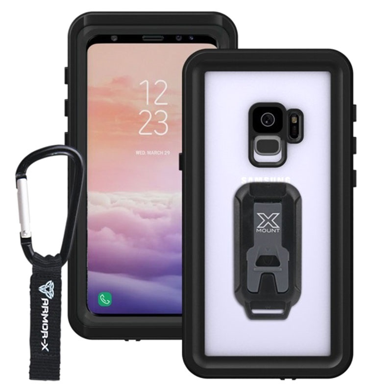 samsung s9 plus armour ring skal