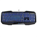 Aula Be Fire Expert Gaming Tastatur mit LED - Schwarz