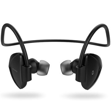 awei a840bl in ear sport bluetooth kopfh rer schwarz. Black Bedroom Furniture Sets. Home Design Ideas