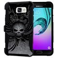 Samsung Galaxy A5 (2015) Beyond Cell Kombo Shell Hülle - Wing Skull