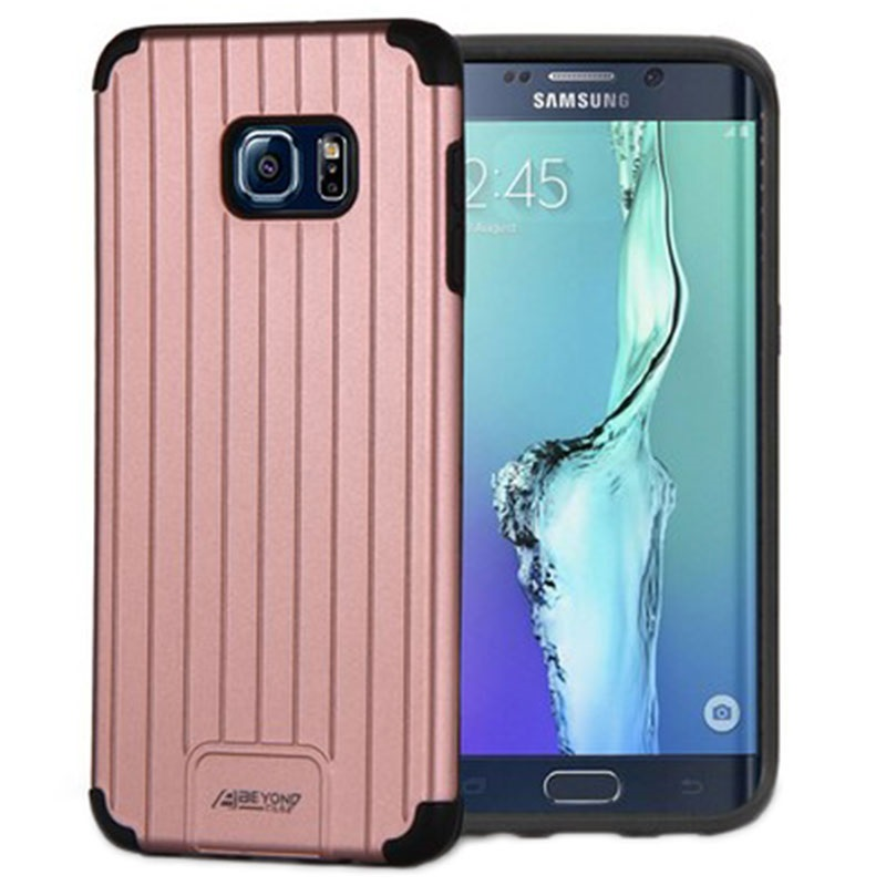 samsung galaxy s6 edge beyond cell slim duo shield cover. Black Bedroom Furniture Sets. Home Design Ideas