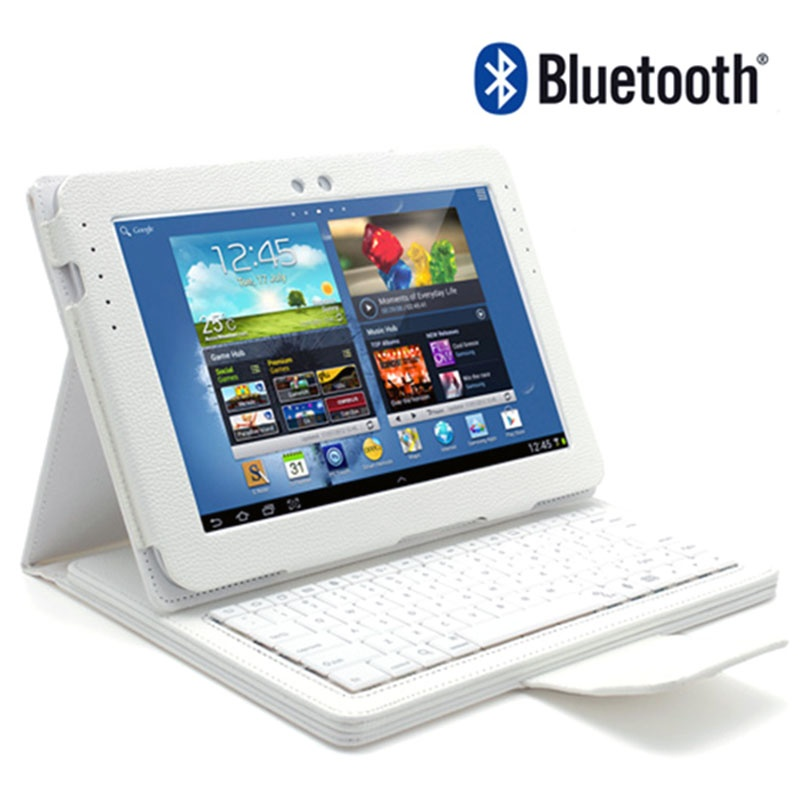 samsung galaxy note 10 1 n8000 n8010 bluetooth tastatur. Black Bedroom Furniture Sets. Home Design Ideas