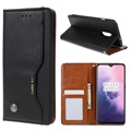 Card Set Series OnePlus 7 Wallet Hülle - Schwarz