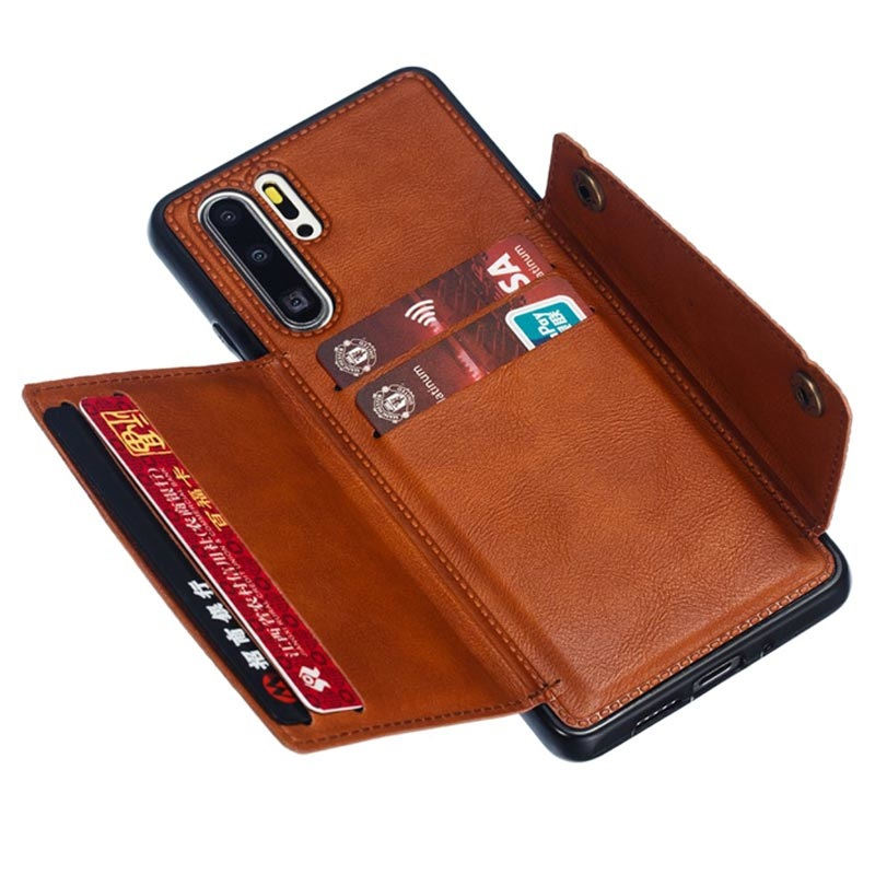 Cardholder Series Huawei P30 Pro Magnetisches Cover