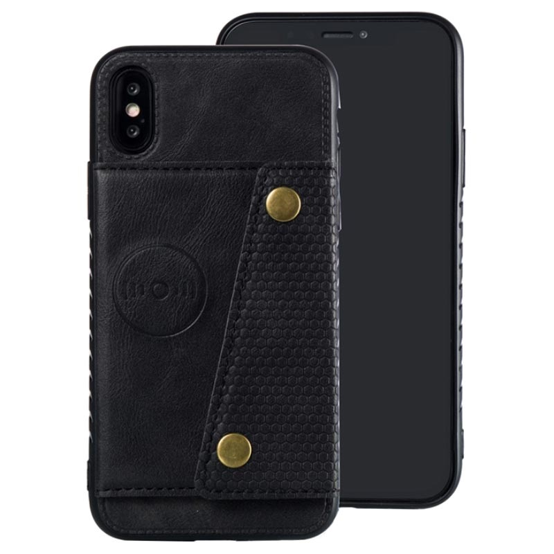 Cardholder Series iPhone X / iPhone XS Magnethülle