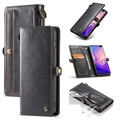 Caseme Luxury Detachable Samsung Galaxy S10+ Wallet Hülle