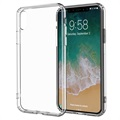 iPhone X Drop-resistent Crystal TPU Hülle - Durchsichtig