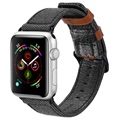 Dux Ducis Canvas Apple Watch Series 5/4/3/2/1 Armband - 42mm, 44mm