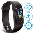 Forever ForeFit SB-130 Bluetooth Fitness-Armband - Schwarz