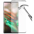 Full Cover Samsung Galaxy Note10 Panzerglas - Schwarz