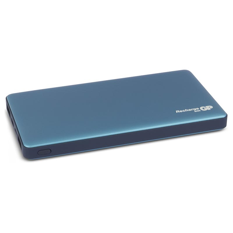 GP MP10MA Tragbarer Type-C Powerbank - 10000mAh - Türkis