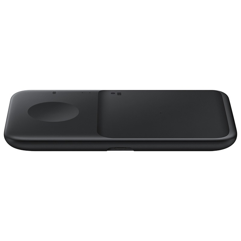 Samsung Wireless Charger Duo mit TA EP-P4300TBEGEU