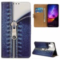 Glam Series Samsung Galaxy Note10+ Wallet Hülle