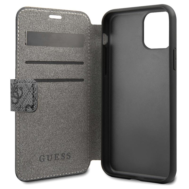 Guess Charms Collection 4G iPhone 11 Bookcase
