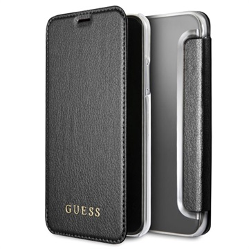 iPhone X Guess Iridescent Booklet Case
