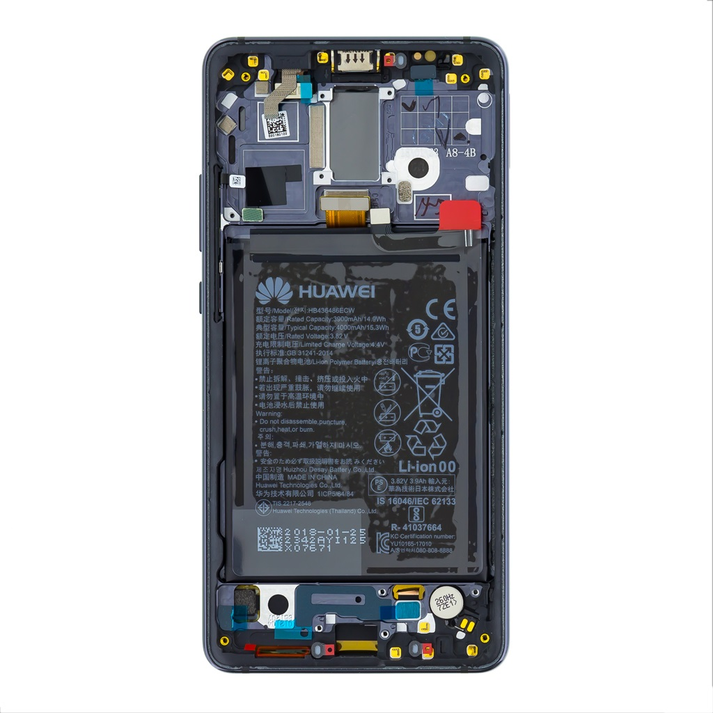 Huawei Mate 10 Pro Oberschale Amp LCD Display Service Pack