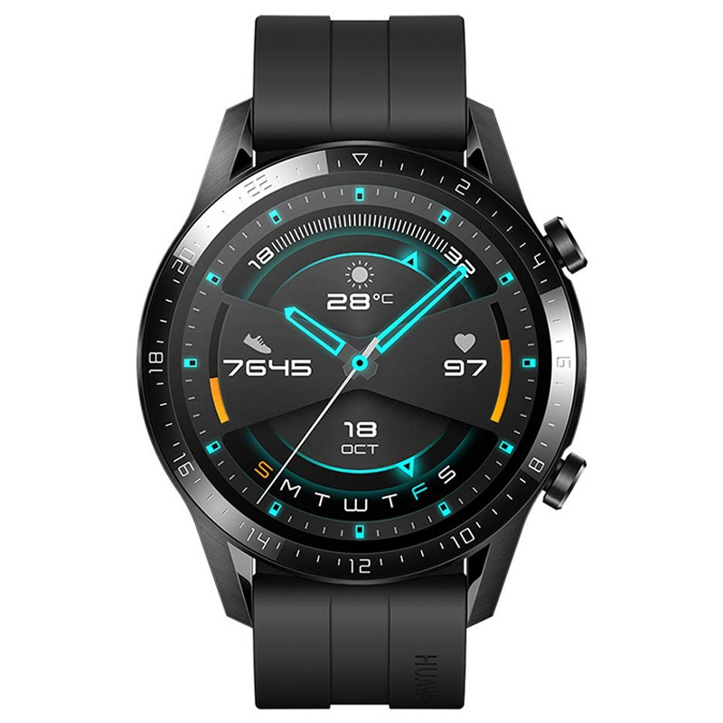 Huawei Watch GT 2 Sport Edition - 46mm - Schwarz