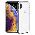 Just Mobile Tenc iPhone XS Max Selbstheilende Hülle - Durchsichtig
